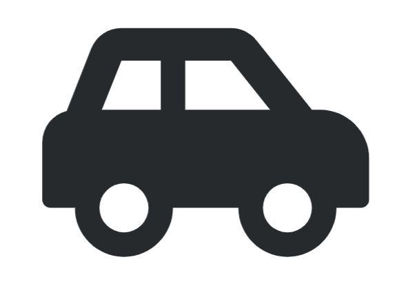 車のアイコン