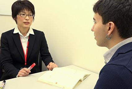 ECC日本語学院の授業風景4
