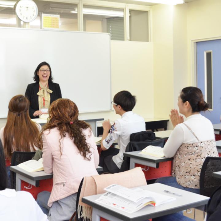 講師と生徒